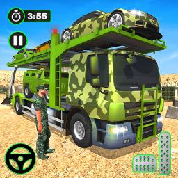 Army Vehicles Transport Simulator: Truck Simulator