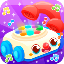 Baby Carphone Toy games for kids