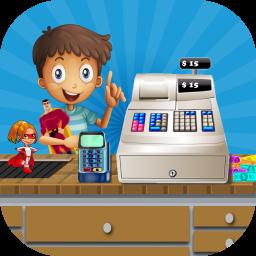 Toy Shop Cash Register & ATM