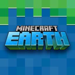 آیکون بازی Minecraft Earth
