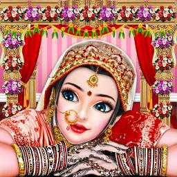 North Indian Wedding Beauty Salon and Handart