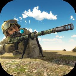 Army Sniper Fury Kill Shot Bravo - FPS War Games