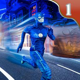 Flash super hero city fighting game 2020