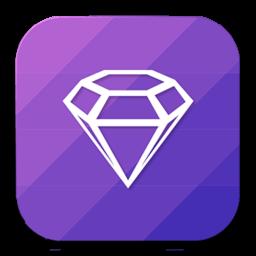 کیبورد حرفه ای الماس