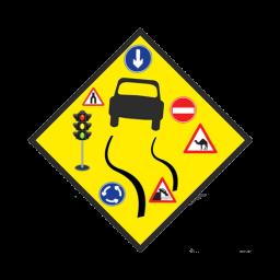 آیین نامه رانندگی (آزمون گواهینامه)
