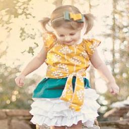 دوخت انواع لباس بچه گانه-نسخه محدود