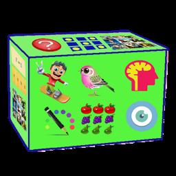 جعبه بازی (24 بازی)