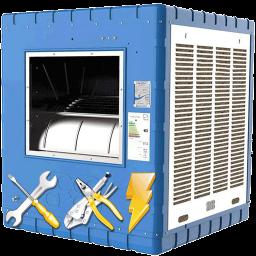 کولر آبی (آموزش نصب, سرویس و تعمیر)