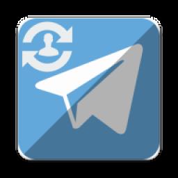 بازیابی مخاطبین با تلگرام