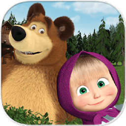 ماشا و خرس مهربون (دوبله فارسی)
