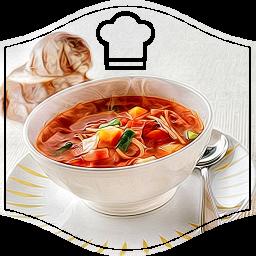 کتاب آشپزی کامل آش سوپ آبگوشت