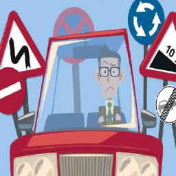 آموزش رانندگی | گواهینامه بگیر!