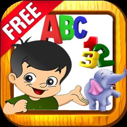 آموزش کودکان حیوانات الفبا اعدادرنگ