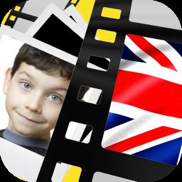 آموزش زبان انگلیسی با تصویر و ویدئو