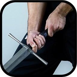 آموزش مبارزه با شمشیر