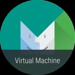 ماشین مجازی مک دروید