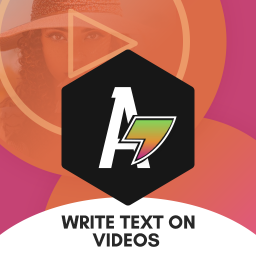 Add Text to Video, Write on Videos