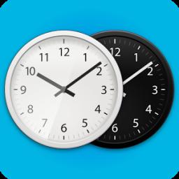 Me Clock widget 2 - Analog & Digital