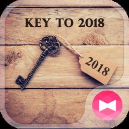 Antique Wallpaper Key to 2018 Theme
