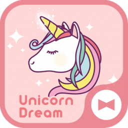 Wallpaper Unicorn Dream Theme