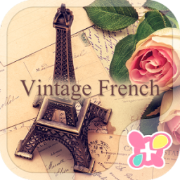 Cute Theme-Vintage French-