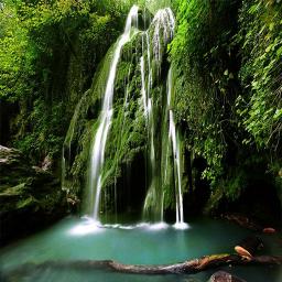 آبشارهای دیدنی ایران