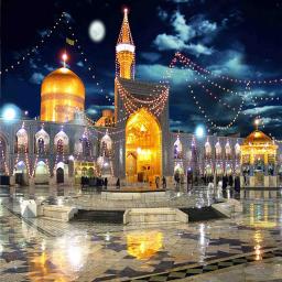 اماکن زیارتی و مذهبی ایران