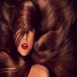 آموزش صاف کردن مو