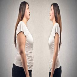 کاهش وزن ماهانه