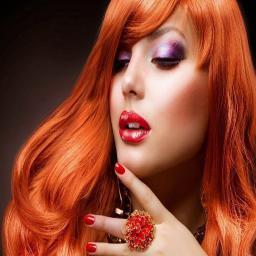 فرمول ترکیب رنگ موهای خاص