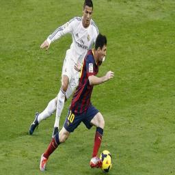 تکنیک های دریبل در فوتبال
