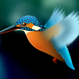 Kingfisher LiveWallpaper Trial