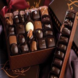 پخت انواع شکلات ویژه عید96