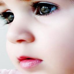 تغییر رنگ چشم جنین