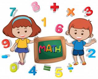 چهار عمل اصلی ریاضی