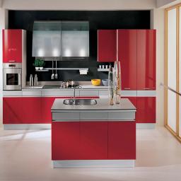دکوراسیون،نکات ورازها آشپزخانه مدرن