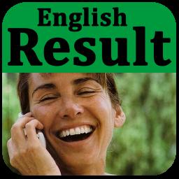 خودآموز زبان انگلیسی (دمو) English Result