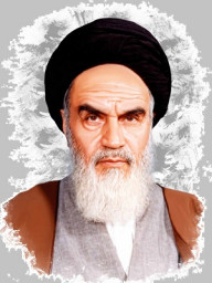 تصویر زمینه امام خمینی