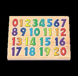 پازل اعداد