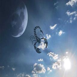 روزهای قمر در عقرب