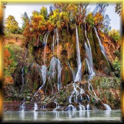 آبشارهای ایران
