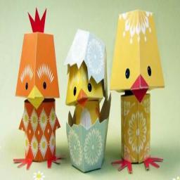 خلاقیت کاغذی و کاردستی کودکان