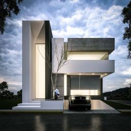 بررسی انواع نمای ساختمان