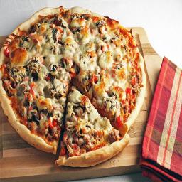 آموزش پخت پیتزا
