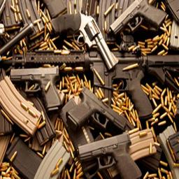 آشنایی با اسلحه ها