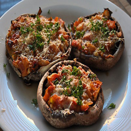آشپزی با قارچ
