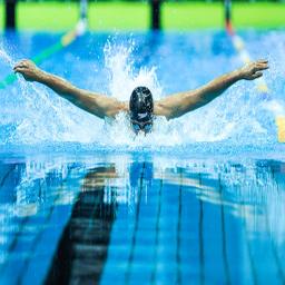 آموزش شنا حرفه ای