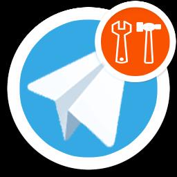 ابزار تلگرام و کانال ها ( رفع ریپورت )