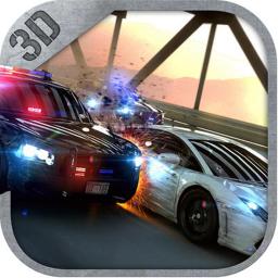 Police Clash 3D