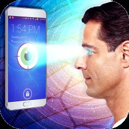 Lockscreen using eye
